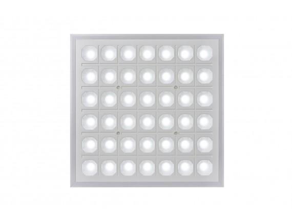 LED พาแนลไลท์ฝังฝ้า รุ่น PNL55-6060-48W-6000K TOPSUN